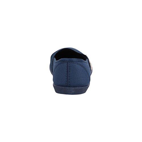 New Elara Pantofole Donna Sport Blau rAr0wqI