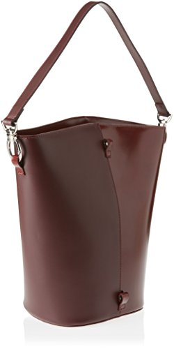 Red Bordo Borse Women's 8890 Bordo Bag Shoulder Chicca fBqwOW