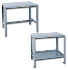 Little Giant 2000-Lb. Capacity Machine Table - 24X18x30'' - Stationary by Little Giant Outdoor Living (Image #1)