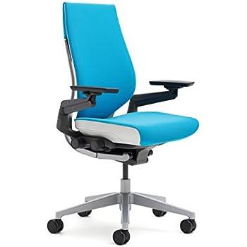 steelcase gesture chair blue jay