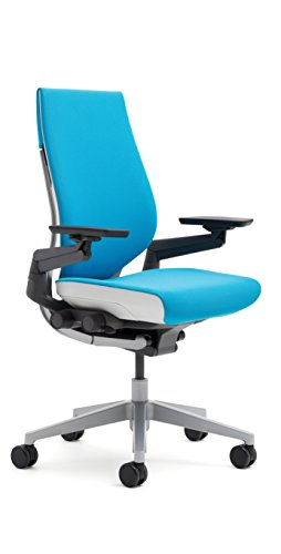 Steelcase Gesture Chair, Blue Jay