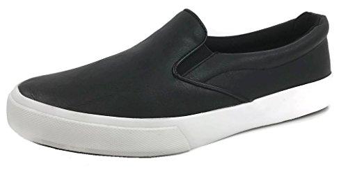 Sneakers Soda Slip Black Closed Womens Toe On Bg80gpAq