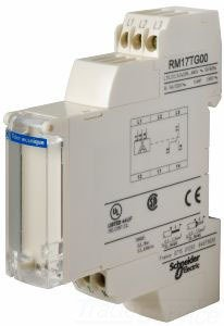 SCHNEIDER ELECTRIC RM17TG00 3-Phase Relay 250V 5 Amp Rm17