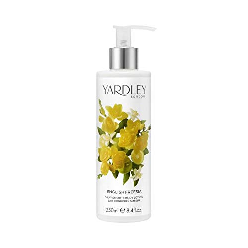 Yardley English Freesia Silky Smooth Body Lotion 250ml