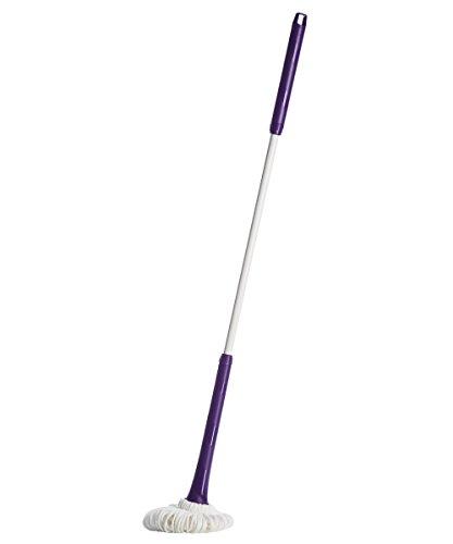 Joy Mangano New Miracle Mop, Purple