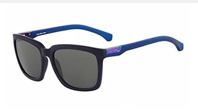 Calvin Klein Jeans CKJ 750 Sunglasses Navy 405