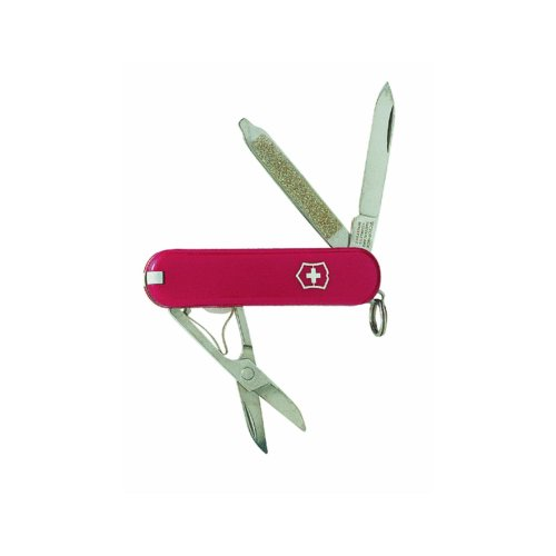Red Classic Swiss Army Knife