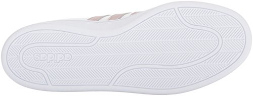 Adidas Performance Women's CF Advantage W, White/Vapour Grey/White, 5.5 M US