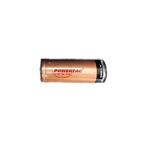 PowerTac Li-Ion 26650 Rechargeable Battery, 4500mAh, Fits Hero Flashlight