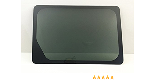 NAGD Passenger//Right Side Front Vent Window Glass Replacement for Ford Transit Connect Mini Van 2010-2013