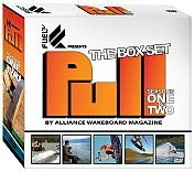 Pull TV Series - 20 Episode Box set - Worlds Top Wakeboarders & Wake Skaters by Alliance Wakeboard Magazine