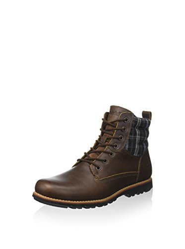 "Timberland Brewstah 6"" Lined Mens Boot Marrón Oscuro"