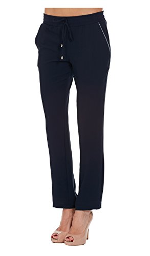 Marine Vie Bleu Femme Pantalon Ta 6wnCTpxq