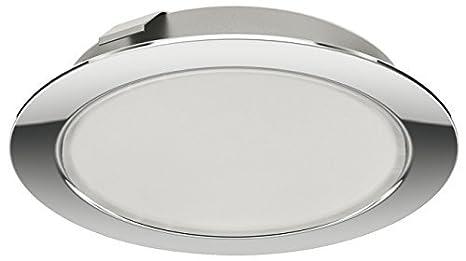Plafoniera Led Incasso 60 60 : Led da incasso a soffitto mobili rotondo argento sottopensile