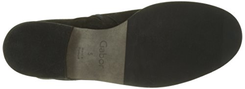 Gabor Comfort Sport, Stivali Donna Nero (47 Schwarz Micro)