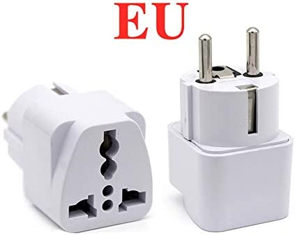 Adaptador de enchufe adaptador universal del zócalo eléctrico por todo el mundo AU Reino Unido LOS