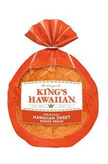 - KINGS HAWAIIAN Bread Orginal, 16 Ounce (Pack of 12)