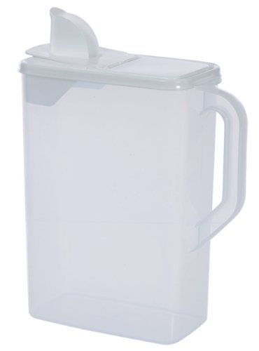 Buddeez 8-Quart Dispenser for Pet Food and Bird Seed