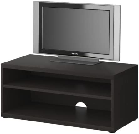 Ikea MOSJO - Mueble TV, Negro-marrón - 90x40x38 cm: Amazon.es: Hogar