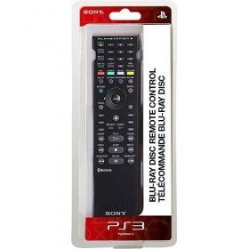 Original PlayStation 3 Blueray Remote Control For TV audio system (Accessories)