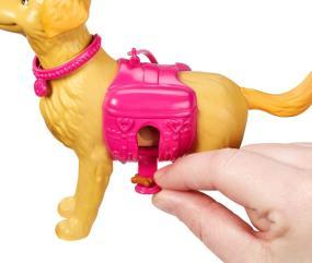 Amazon.com: Barbie Potty Training Taffy Doll and Pet: Toys