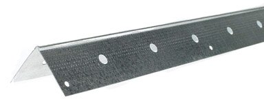 AMERIMAX HOME PRODUCTS 58102 1-1/4-Inch Galvanized Corner Bead