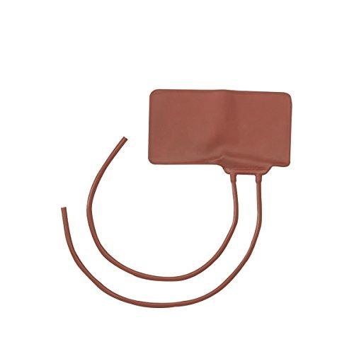 Medline MDS9505 Two-Tube Blood Pressure Inflation Bag/Bladder, (Medline Latex Free Inflation Bag)