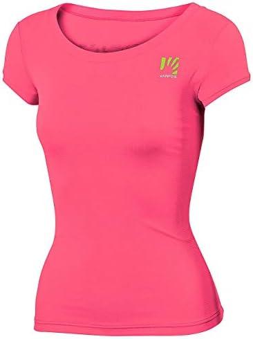 Karpos Loma Women Jersey - pink Fluo