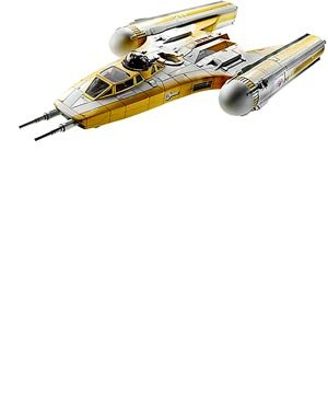 (Star Wars: Clone Wars Y-Wing Bomber)
