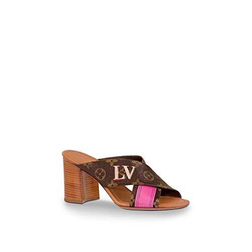 Louis Vuitton Panorama Mule LV 36 / US 6 Brown
