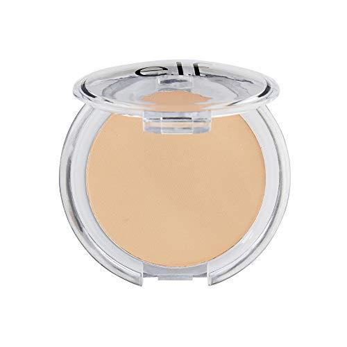 e.l.f. Prime & Stay Finishing Powder, Controls Shine & Smooths Complexion, Light/Medium, 0.17 Oz (4.8g)