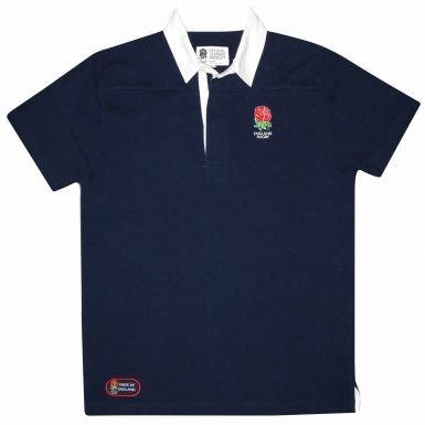 England Rugby RFU World Cup Polo Shirt