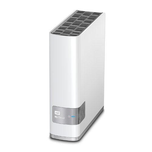 WD 8TB My Cloud Personal Network Attached Storage - NAS - WDBCTL0080HWT-NESN by Western Digital (Image #1)