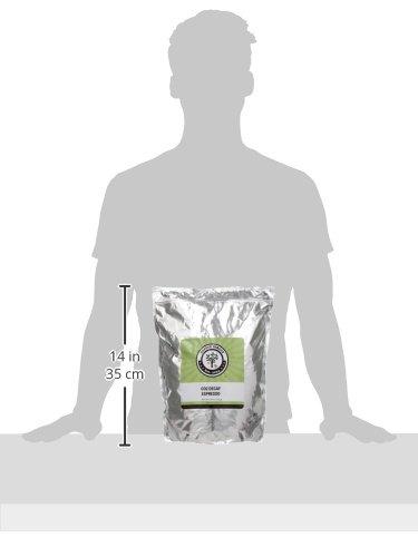 Coffee Bean Direct CO2 Decaf Espresso, 2.5 Pound