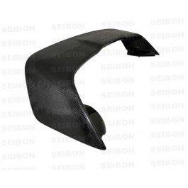 Seibon Carbon Fiber OEM-Style Rear Wing Spoiler Mitsubishi EVO X 08+ ()