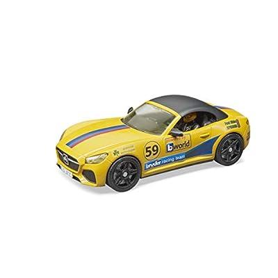 Bruder Ram 2500 Power Wagon Roadster Racing Team: Toys & Games