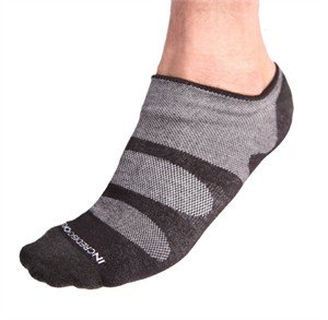 Incrediwear Pro-3 No-Sho Thinnest Cycle and Run Socks