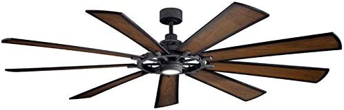 Kichler 300285DBK Gentry XL 85″ Ceiling Fan