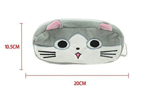 Amor Pendant - LQT Ltd Kawaii Cat Plush Toy Bag , 20cm Kid's Key Chain Pendant Pencil Bag Plush Toy (VER)