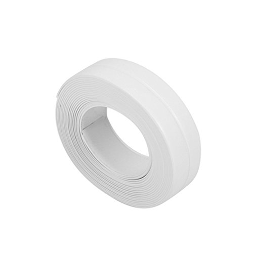 Tub And Wall Caulk Strip,Taiguang Kitchen Caulk Tape Bathroom Wall Sealing Tape Waterproof Self-Adhesive Decorative Trim
