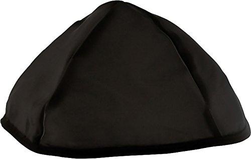 (Bulk Rayon Black Kippot for Synagouge Pack of 144 pcs. )