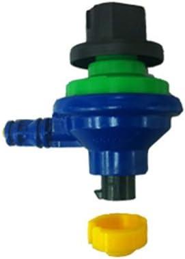 MAGMA 10–266x-Low Salida Tipo 2Internacional de Parrilla de Gas regulador de válvula de Control