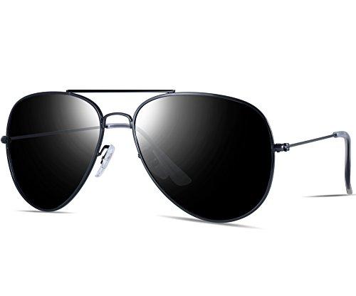 ATTCL Unisex Classic Aviator Driving Polarized Sunglasses For Men Women