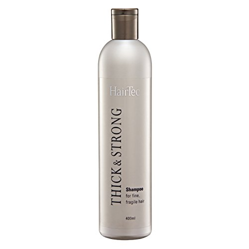 MUST BUY ! 8 Bottle COSWAY HairTec Thick & Strong Shampoo ( 400ml ) For Fine Fragile Hair by Cosway