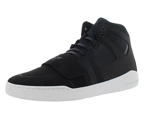 Creative Recreation Men's manzo Fashion Sneaker, Black, 11 M US