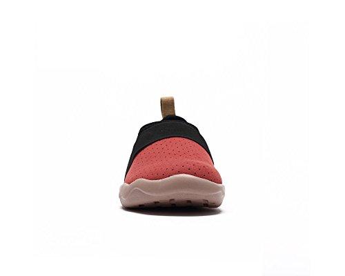 Microfibre Slip Chaussure Grand Bejer De Enfants on Uin enfant Rouge Des Voyage Y6Uxq4w