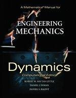 amazon com a mathematica manual for engineering mechanics dynamics rh amazon com Auto Repair Service Manuals Move Mechanics