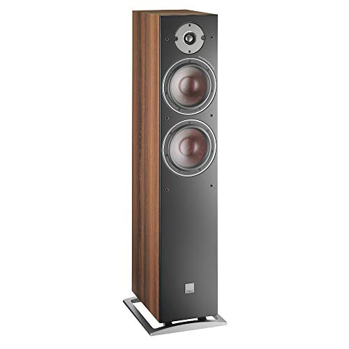 Dali Oberon 7 Floor Standing Speakers in Dark Walnut (Pair)
