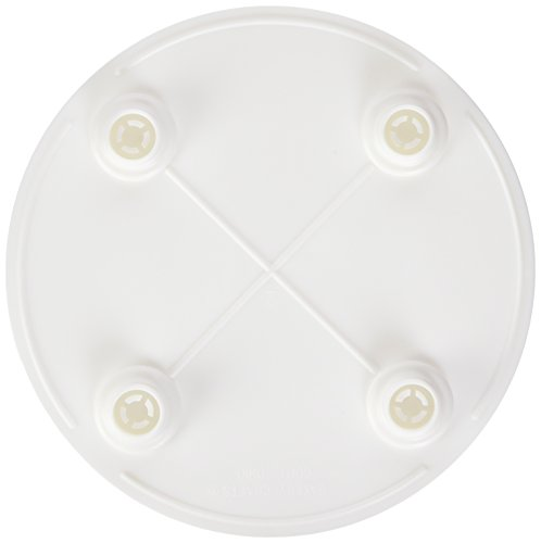 Bakery Crafts Round Separator Plate, 9-Inch