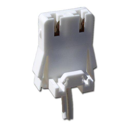 LH0705 Hussmann T8 molded water resistant lamp holder